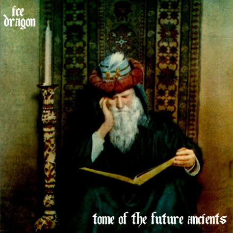Ice Dragon - Tome of the Future Ancients CD