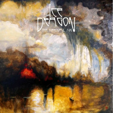 Ice Dragon - The Sorrowful Sun CD