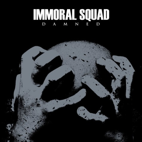 Immoral Squad - Damned CD
