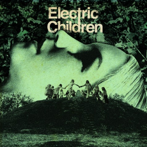 Merlin - Electric Children CD