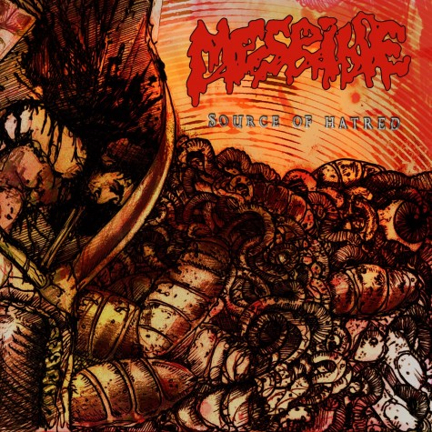 Mesrine - Source of Hatred CD