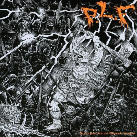 P.L.F. - Devious Persecution And Wholesale Slaughter CD