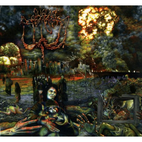 Sublime Cadaveric Decomposition - Inventory Of Fixtures CD