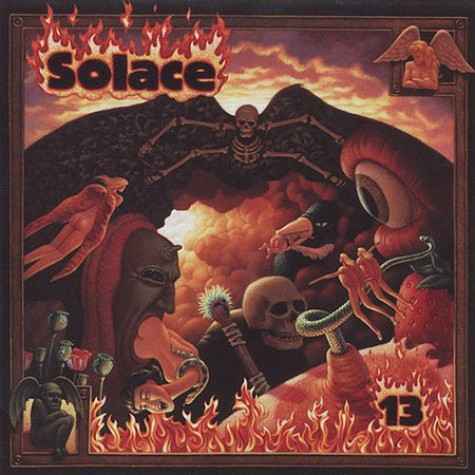 Solace - 13 CD
