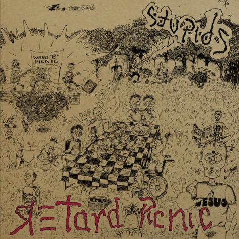 Stupids - Retard Picnic CD