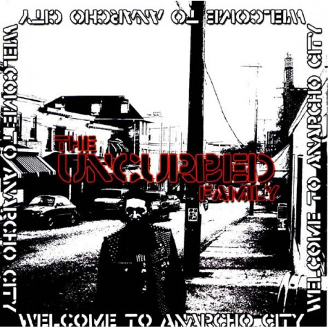 Uncurbed - Welcome To Anarcho City CD