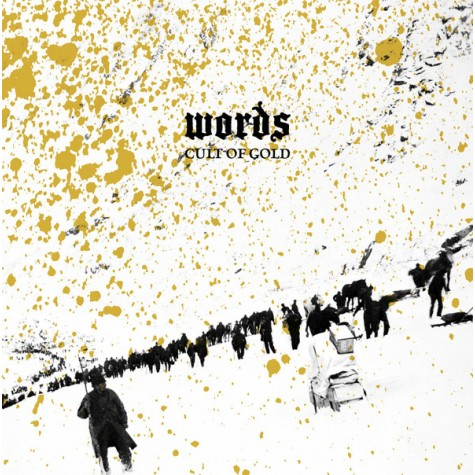 Words - Cult of Gold CD