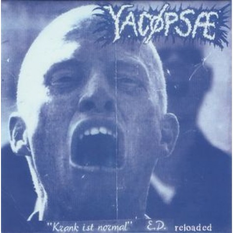 Yacopsae - Krank Is Normal E.P Reloaded CD