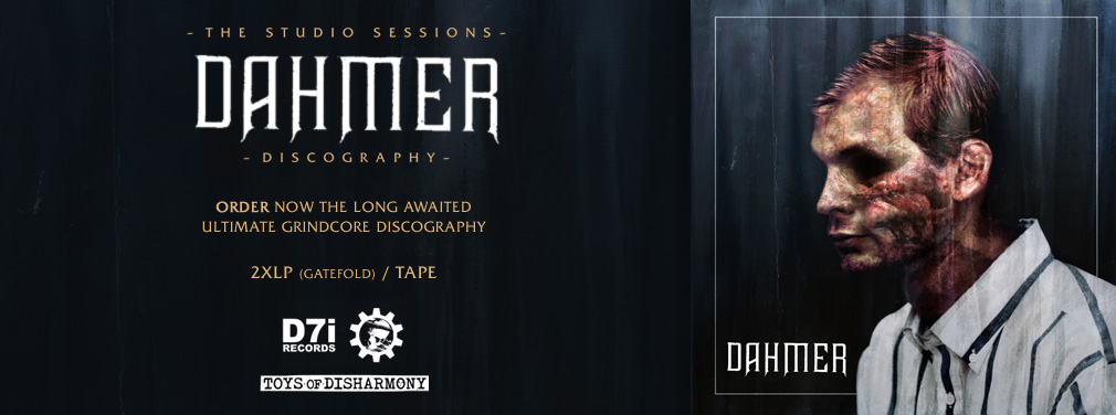 Dahmer - The Studio Sessions