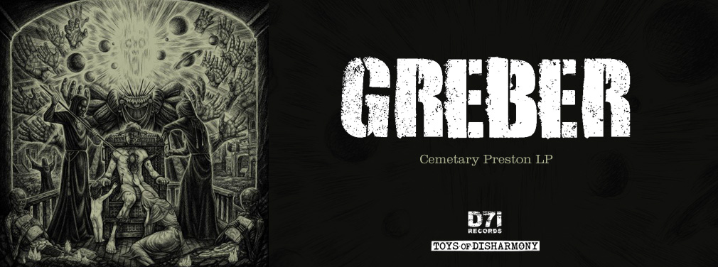 Greber - Cemetary Preston LP