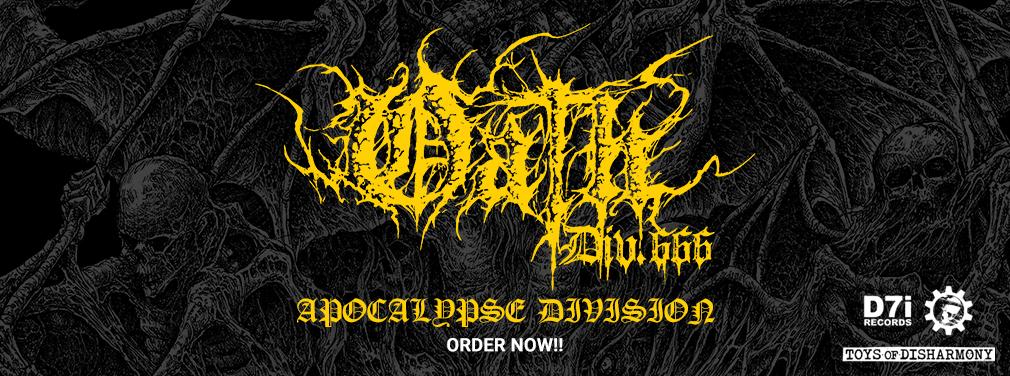 Oath Div. 666 - Apocalypse Division LP