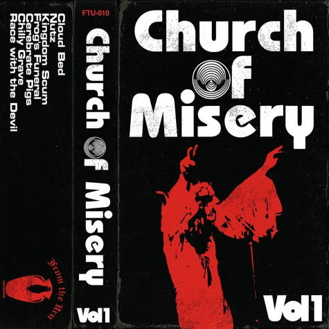 Church Of Misery - Vol 1 Tape