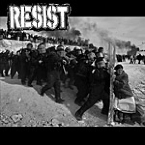 Resist - s/t (Another Day in Paradise) 7