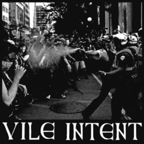 Vile Intent - Skin in the Game 7""