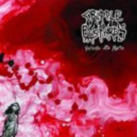 Cripple Bastards - Variante alla Morte LP