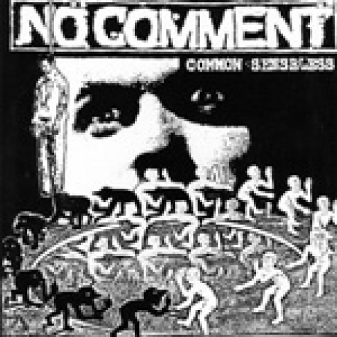 No Comment Common Senseless 7""