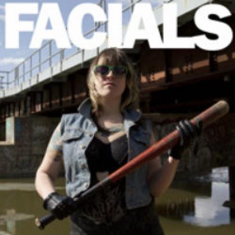 Facials - S/T LP