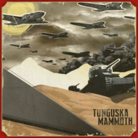 Tunguska Mammoth - s/t CD