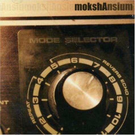 Moksha - Ansium CD