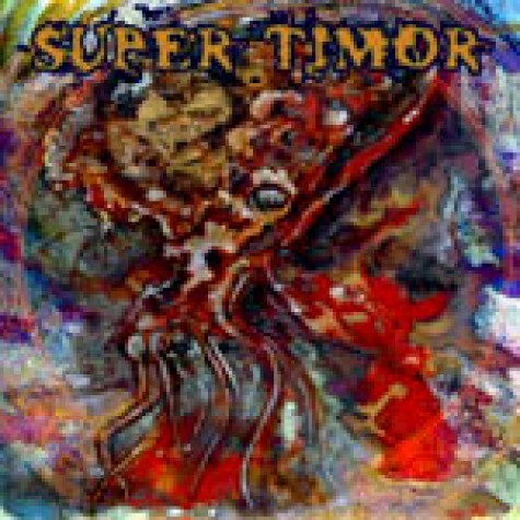Super Timor - Cauchemar D'esque CD