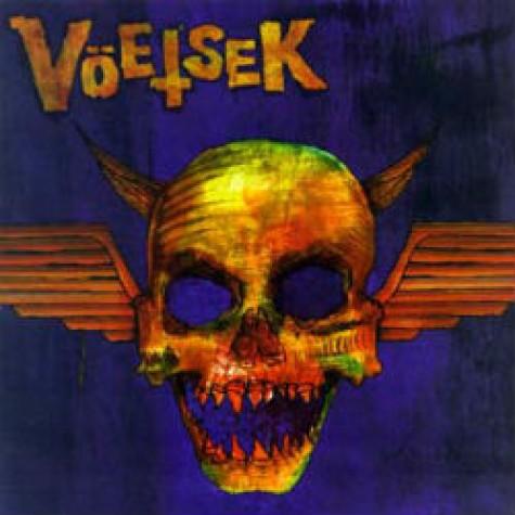 Voetsek - Kick It 7''