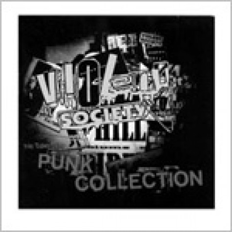 Violent Society - The complete punk collection LP