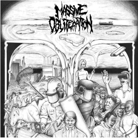 Massive Obliteration - Demo TAPE