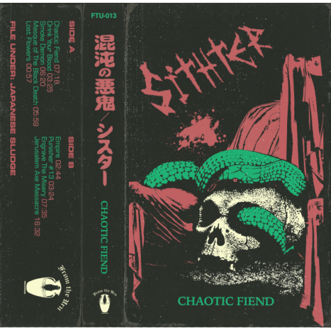 Sithter - Chaotic Fiend Tape
